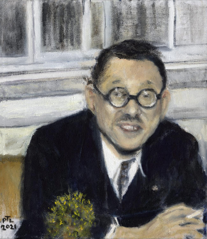 Portrait on Linen Commission